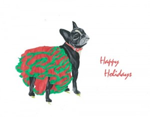 lilo_s_christmas_skirt_card